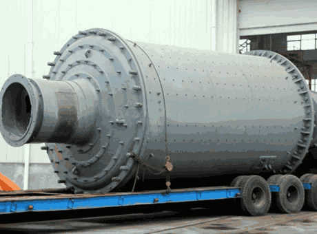Ball Mill Working Principle And Main Parts