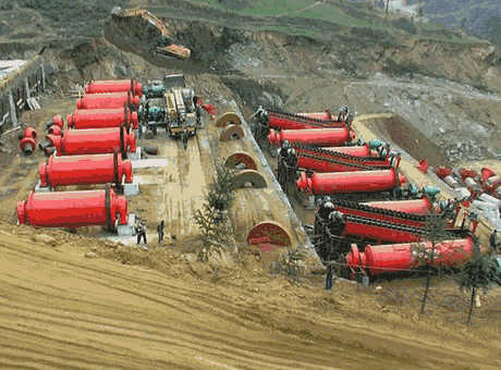 China Mining Equipment manufacturer environmental