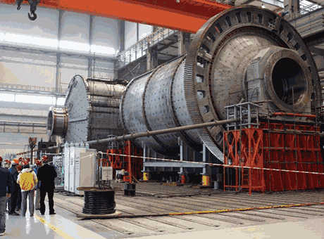 patterson x steel ball mill
