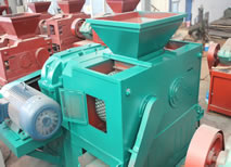 efficient medium ilmenite briquette making machine