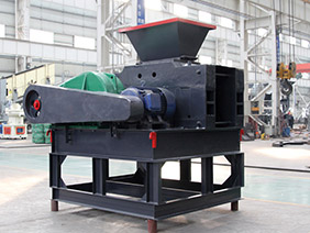 Toulouse high quality new salt briquetting machine