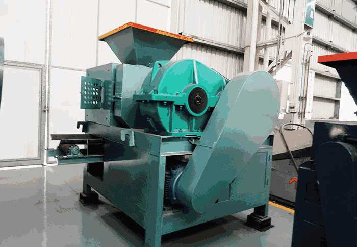 high end medium ferrosilicon briquetting machine sell it