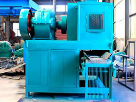tangible benefits portable iron ore briquetting machine