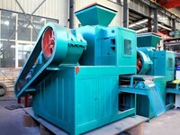 manufacturing process of lime briquetting machine