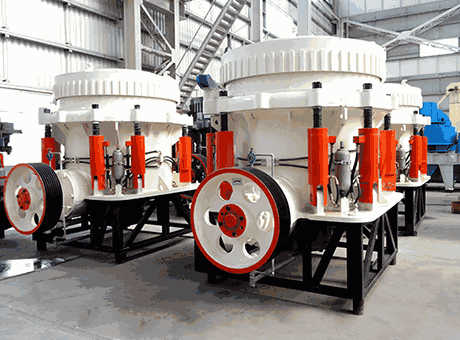 Michigan Aggregate Machinery Cone Crusher USA