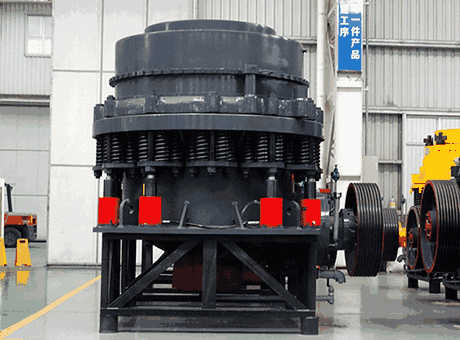 The influence of liner condition on cone crusher