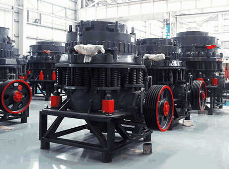 HP Series Hydraulic Cone Crusher Dewo Machinery