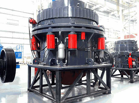 Sandvik Cone Crushers Sandvik Mining and Rock Technology