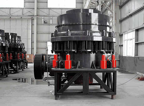 small scale mining gold cone crushers