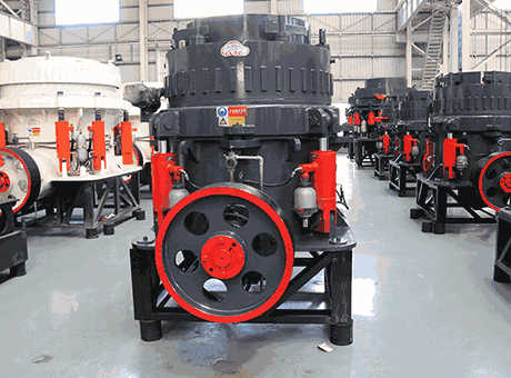 spare parts for crusher High