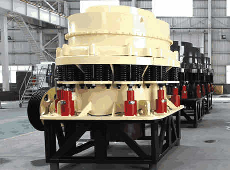 Cone Crusher Good Crusher with Reasonable Price for