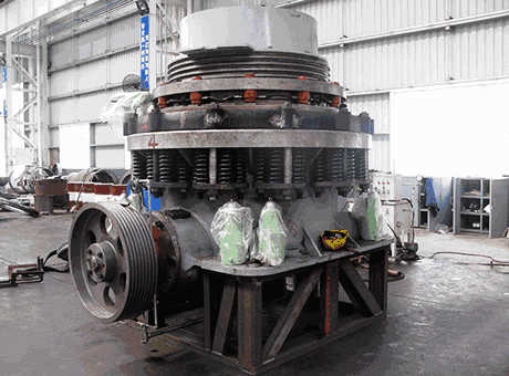 When And How To Change Cone Crusher Liner CCP Casting