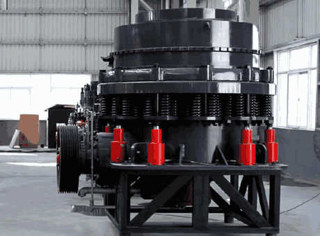 new kaolin hydraulic cone crusher in Yokohama Mining