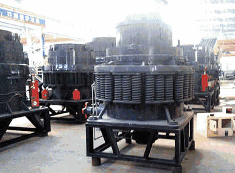 7Foot Cs Cone Crusher Machine For Sale