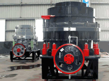 the maintenance of cone crusher
