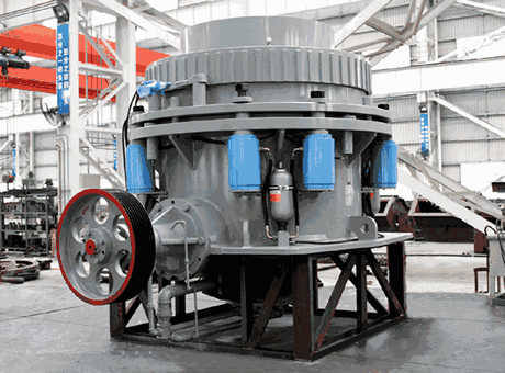 manufacturer of cone crusher