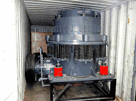 Hp 700 Cone Crusher
