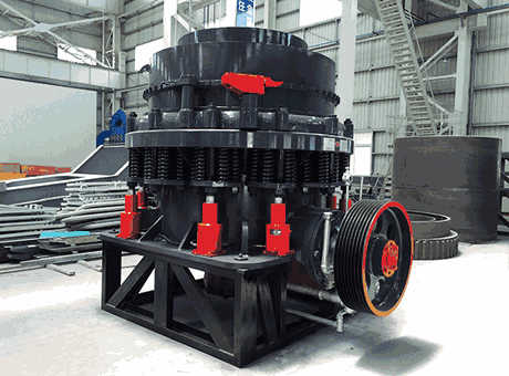 commonly used type of 2 stage crusher for ore equipment