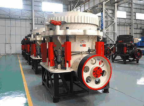 China High Efficient Hydraulic Symons Stone Cone Crusher