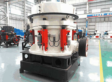 high end environmental calcining ore cone crusher price in