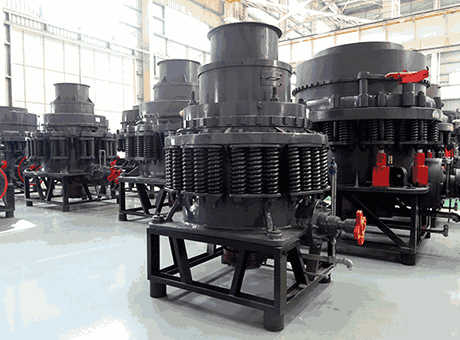 copper ore processing equipment copper ore cone crusher