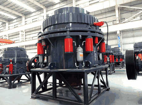 7foot simmons cone crushers for sale