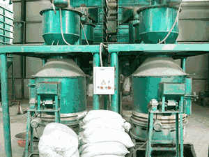 Copper Concentrate Quarrying Equipment