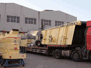 Crushing Plant And Its Operation