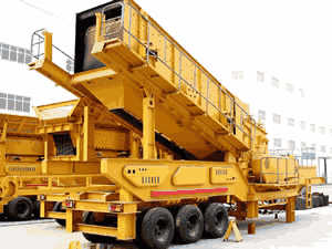 mineral composition of stone crusher