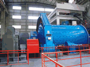 crushing equipment sand chemical composition