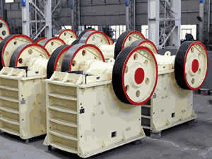 a machine use in mining industry