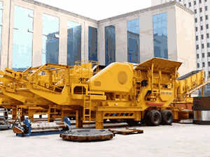 Peralatan Crusher Dan Beneficiation