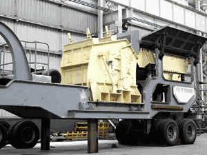 Small Scale Mining Equipment in Nigeria