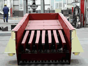 Iron Ore Mineral Slag Crusher Stedman Machine