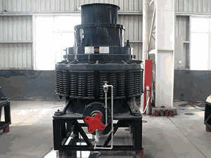 Bearing Crusher Changing