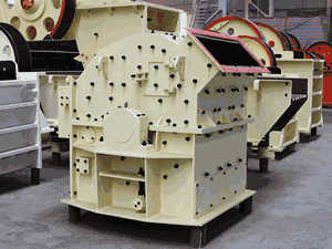 Fixed Crusher is a stone crusher equipment