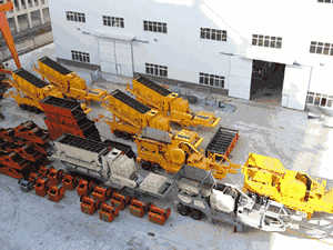 granite stone crushers machine