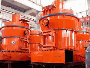crushing plant general operation