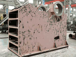 Criteria Of Stone Crusher