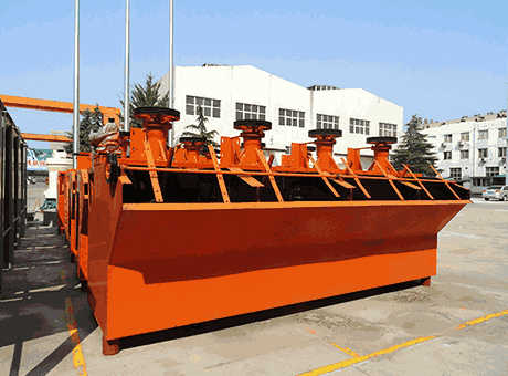 high quality gold mining equipment flotation cell Mining