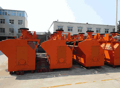 Flotation cells Pineer Mining Machinery