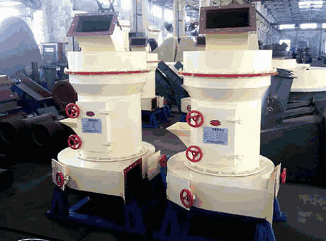 rock grinding machine