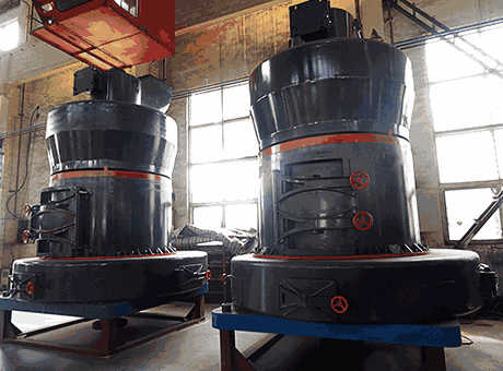 rock grinding and milling equipment