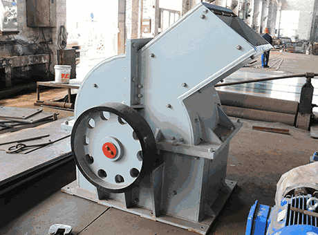Design Of Crusher And Milling Machine