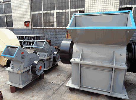hammer mill coal crusher and particle dimension