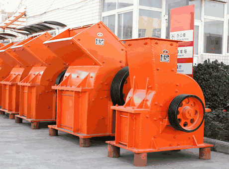 Hammer Crusher Machine Materials Used In Nigeria
