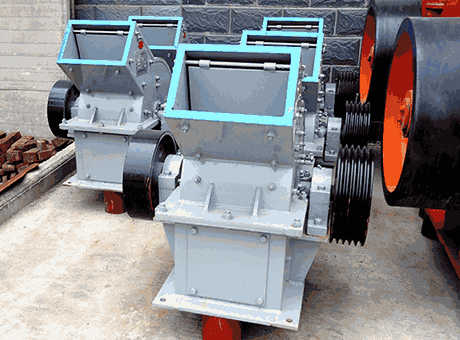 hydraform hammer mill machines