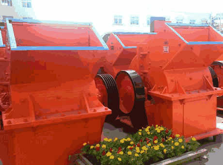 Hammer Crusher With Factory Direct Priron Ore Make In