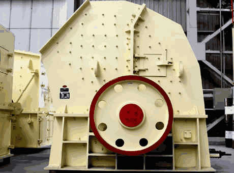impact crusher rubidium