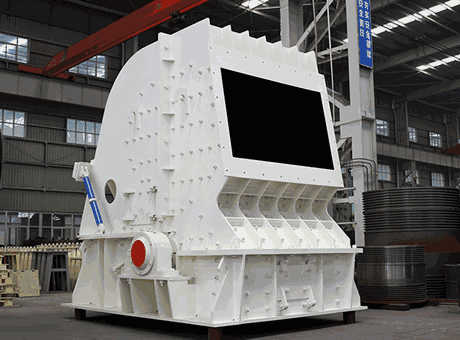 China 3 Cavity Impact Crusher Factory Good Price